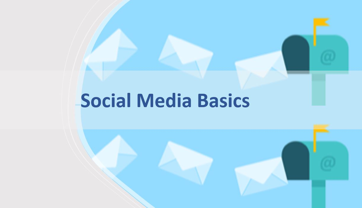Digital Champions Series - Social Media Basics